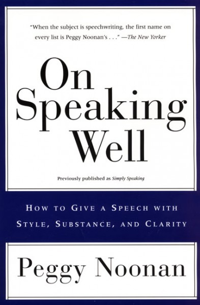 on_speaking_well