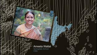 Ameeta Wattel presentation slide