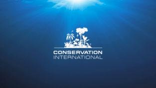Conservation International presentation slide