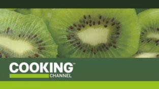 Cooking Channel presentation slide