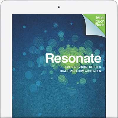 Resonate Multi Touch Book