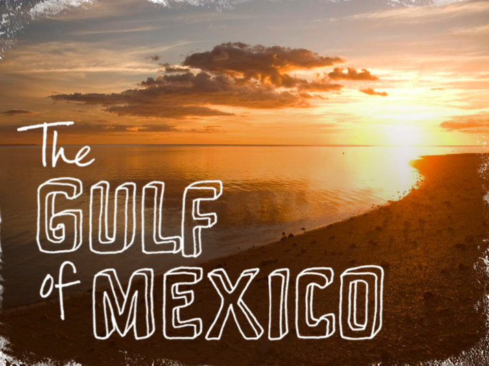 The Gulf of Mexico slide