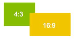 computer screen aspect ratios