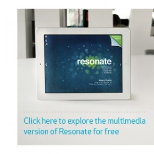 Click here to explore Resonate eBook on storytelling presentations for free